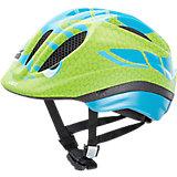 Fahrradhelm Meggy XS Dino Lightblue Green