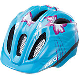 Fahrradhelm Meggy XS Lightblue Flower