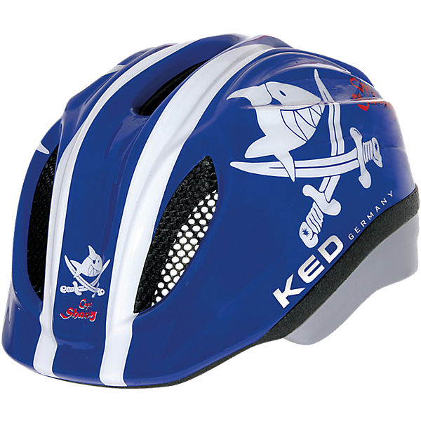 Capt´n Sharky Fahrradhelm Meggy Original Blue