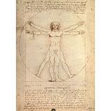 Пазл «Витрувианский человек» 1000 деталей, Ravensburger