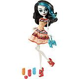 """Кукла Скелита Калаверас """"Scarnival"""", Monster High"""