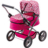 Puppenwagen My First Trendy pink