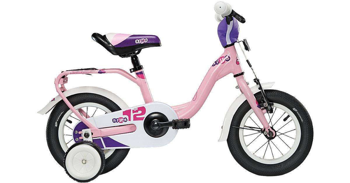 Fahrrad niXe, 12 Zoll pink