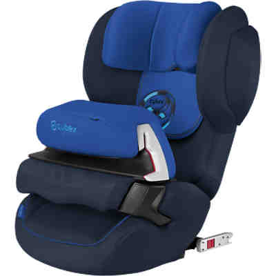 Auto-Kindersitz Juno 2-Fix, Gold-Line, Royal Blue-Navy Blue, 2016