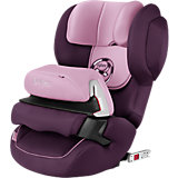 Auto-Kindersitz Juno 2-Fix, Gold-Line, Princess Pink-Purple, 2016