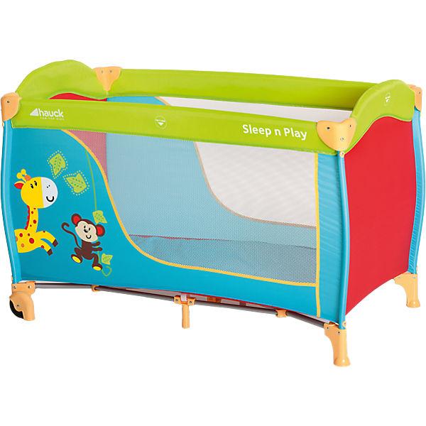 hauck sleep n play instructions
