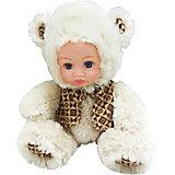 "Кукла ""Anna De Wailly"" Медвежонок, 20 см"