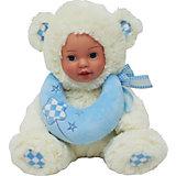 """Кукла """"Anna De Wailly"""" Медвежонок с луной, 25 см"""