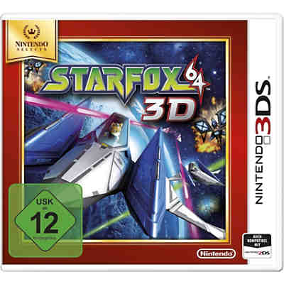 3DS Star Fox 64 3D (Selects)