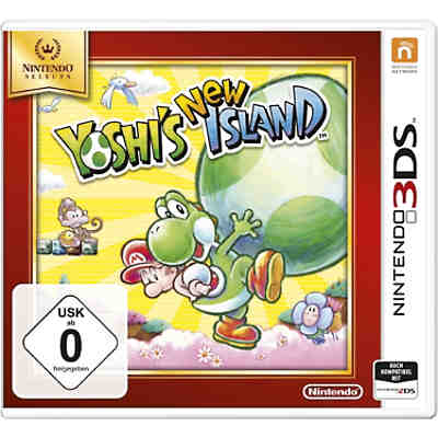 3DS Yoshis New Island (Selects)