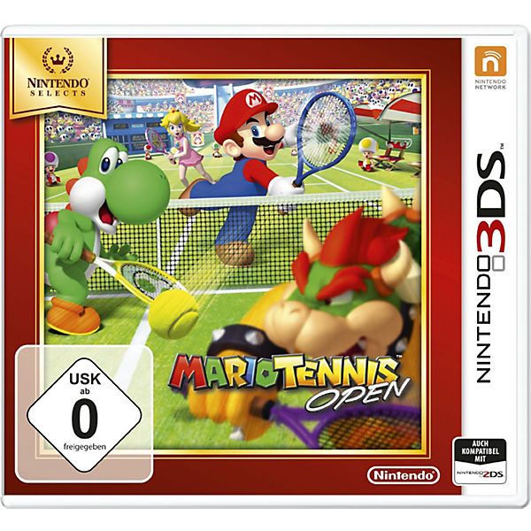 3DS Mario Tennis Open (Selects)