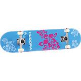 Hudora Skateboard Flowers, ABEC 5