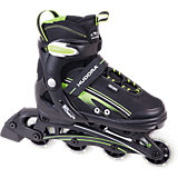 Inliner Sport 215 schwarz/grün