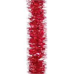 Красная мишура