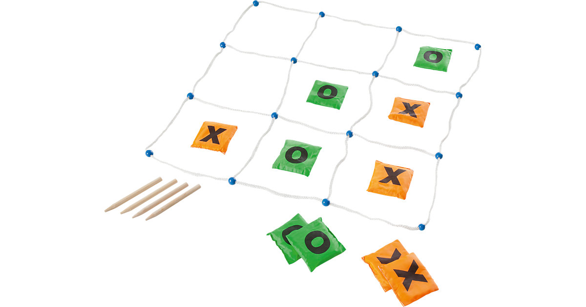 XXL Tic-Tac-Toe-Spiel