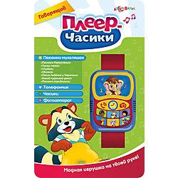"""Говорящий плеер """"Часики"""" (красный)"""