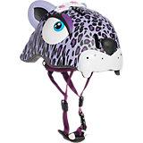 Fahrradhelm Purple Leopard
