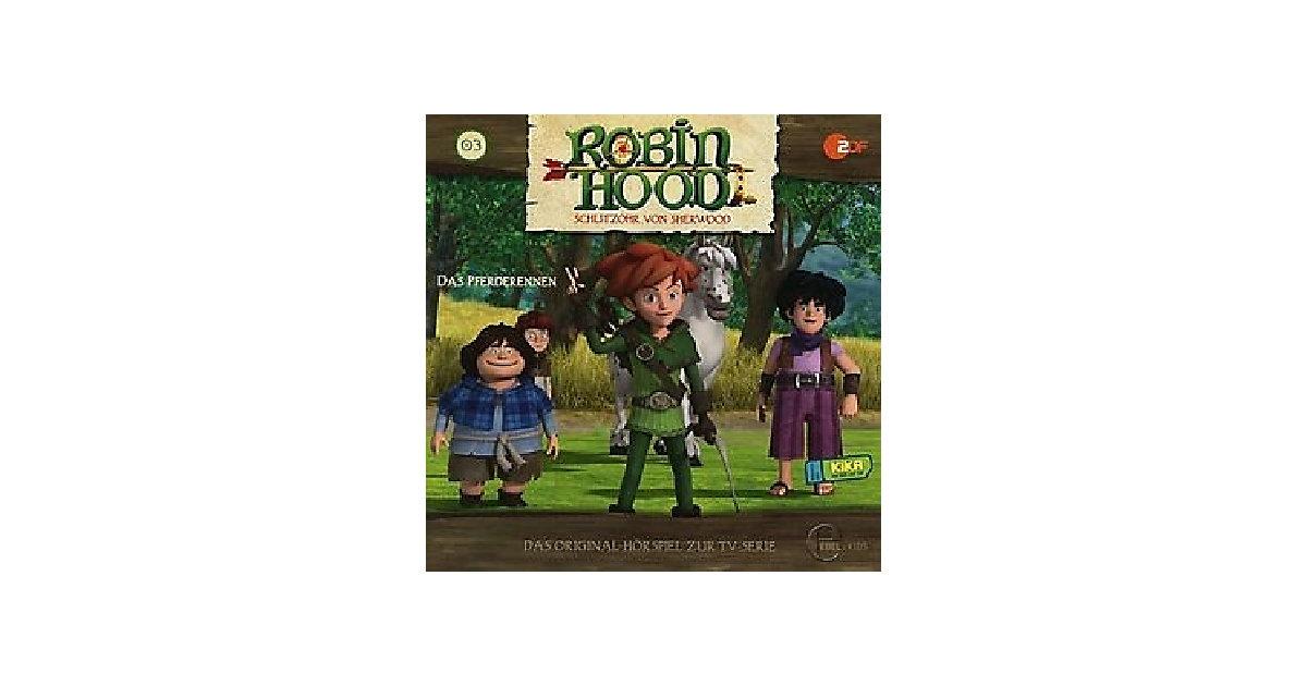 CD Robin Hood - Schlitzohr Von Sherwood 03 - Da...