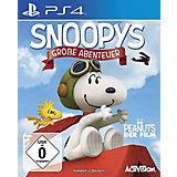 PS4 Snoopys Große Abenteuer