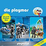 CD Die Playmos - Die große Polizei-Box