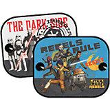 Sonnenschutz für die Seitenscheibe, Star Wars Rebels, 2er Pack