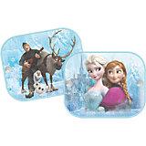 Sonnenschutz für die Seitenscheibe, Die Eiskönigin (Frozen), 2er Pack