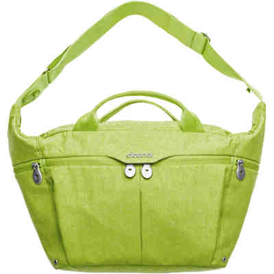 Wickeltasche All-Day, fresh green