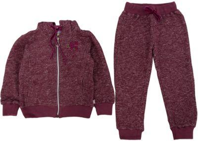 Спортивный костюм для девочки Sweet Berry - бордовый