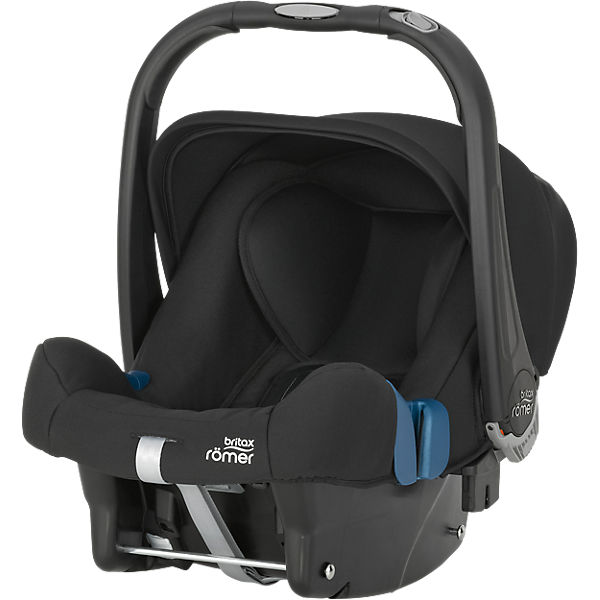 Babyschale Baby-Safe Plus SHR II, Cosmos Black, 2016