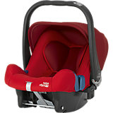Babyschale Baby-Safe Plus II, Flame Red, 2016