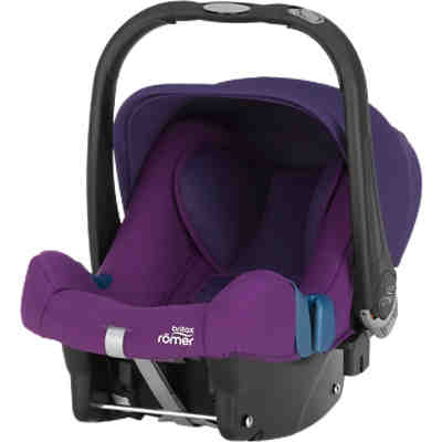 Babyschale Baby-Safe Plus SHR II,I Mineral Purple, 2016