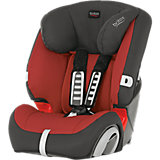 Auto-Kindersitz Evolva 1-2-3, Chilli Pepper, 2016