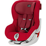 Автокресло KING II, 9-18 кг., Britax Romer, Flame Red