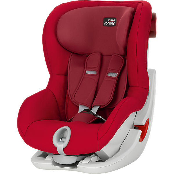 Auto-Kindersitz King II, Flame Red, 2016