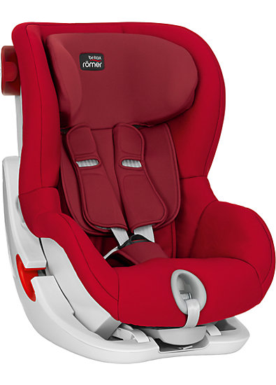 auto kindersitz king ii flame red 2016 britax r mer rot mytoys. Black Bedroom Furniture Sets. Home Design Ideas