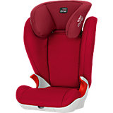 Автокресло KID II, 15-36 кг., Britax Roemer, Flame Red