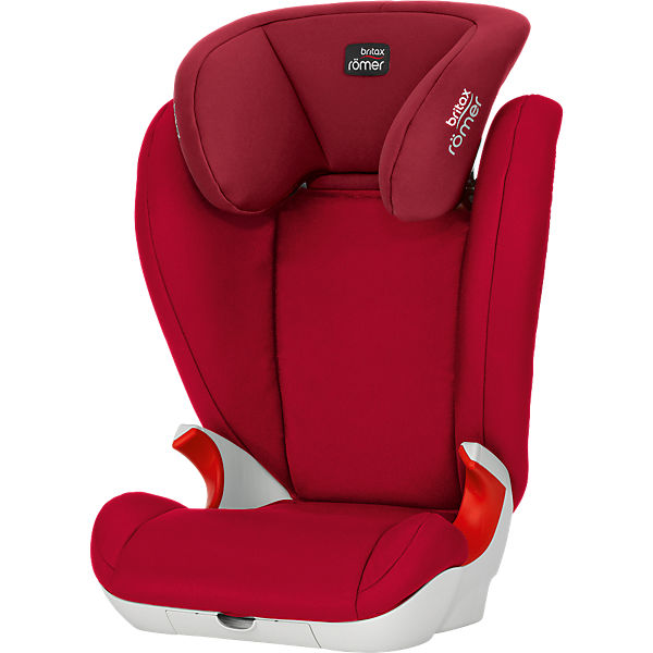 Auto-Kindersitz Kid II, Flame Red, 2016
