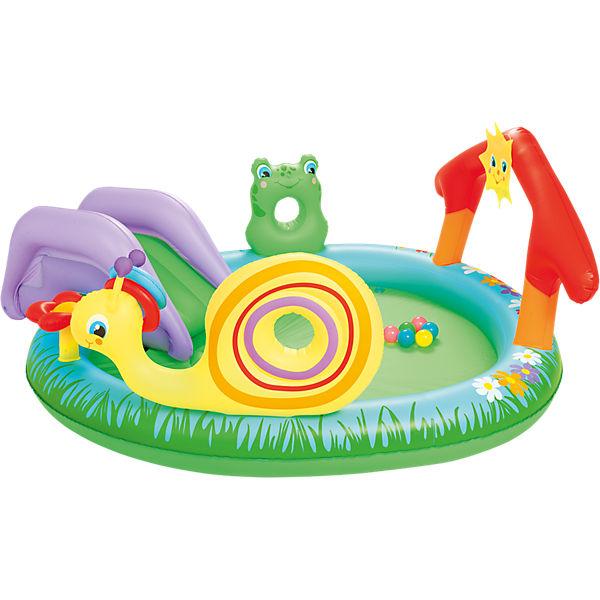 Игровой бассейн с брызгалкой и принадлежностями для игр, Bestway