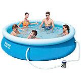 Fast Set Pool Set mit Filterpumpe 305 x 76cm