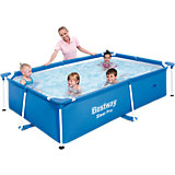 Frame Pool Splash - Steel Pro 239 x 150 x 58cm