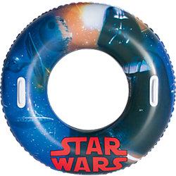 """Круг для плавания 91 см с ручками """"Звёздные войны"""", Bestway"""