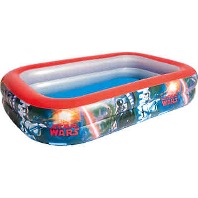 Planschbecken Star Wars Family Pool 262 x 175 x 51cm