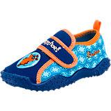 PLAYSHOES Kinder Badeschuhe mit UV Schutz Maus