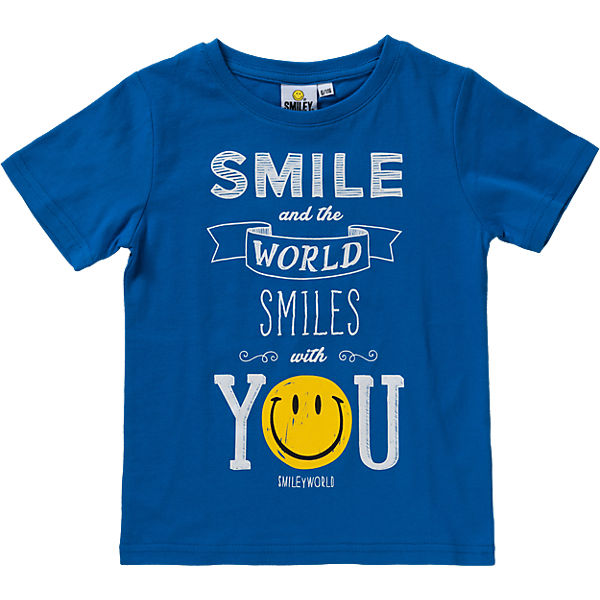 SMILEY WORLD T-Shirt für Jungen