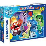 Maxi Puzzle -  60 Teile - Disney Alles steht Kopf
