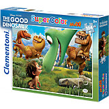 Maxi Puzzle - 104 Teile - Disney Arlo & Spot