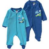 JACKY Baby Strampler Doppelpack für Jungen
