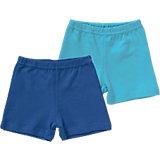 Baby Shorts Doppelpack für Jungen