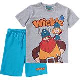 WICKIE Schlafanzug für Jungen