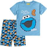 SESAMSTRASSE Schlafanzug für Jungen